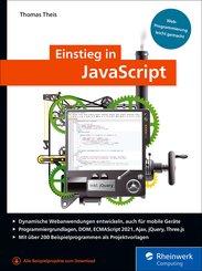Einstieg in JavaScript (eBook, ePUB)