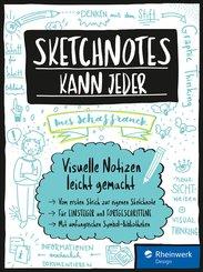 Sketchnotes kann jeder (eBook, PDF)