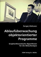 Ablaufüberwachung objektorientierter Programme (eBook, PDF)
