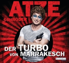 Der Turbo von Marrakesch, 6 Audio-CDs
