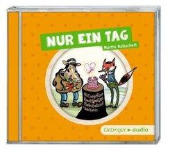 Nur ein Tag, 1 Audio-CD