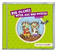 Die Olchis Witze aus der Pfütze, 1 Audio-CD