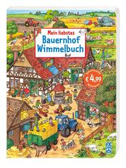 Mein liebstes Bauernhof Wimmelbuch
