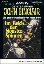 John Sinclair - Folge 0318 (eBook, ePUB)