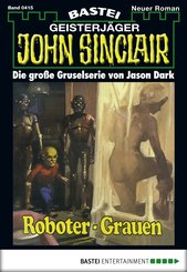 John Sinclair - Folge 0415 (eBook, ePUB)