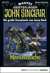 John Sinclair - Folge 0472 (eBook, ePUB)