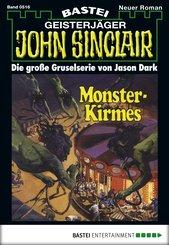 John Sinclair - Folge 0516 (eBook, ePUB)