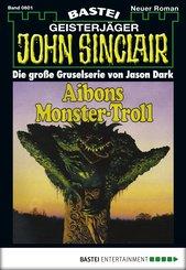 John Sinclair - Folge 0601 (eBook, ePUB)
