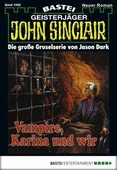 John Sinclair - Folge 1055 (eBook, ePUB)
