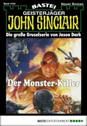 John Sinclair - Folge 1544 (eBook, ePUB)