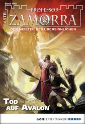 Professor Zamorra - Folge 1001 (eBook, ePUB)