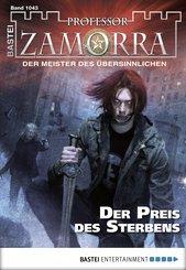 Professor Zamorra - Folge 1043 (eBook, ePUB)