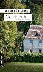 Goetheruh (eBook, ePUB)