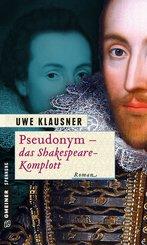 Pseudonym - das Shakespeare-Komplott (eBook, PDF)