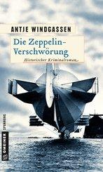 Die Zeppelin-Verschwörung (eBook, PDF)