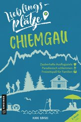 Lieblingsplätze Chiemgau (eBook, ePUB)
