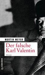Der falsche Karl Valentin (eBook, ePUB)