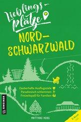 Lieblingsplätze Nordschwarzwald (eBook, ePUB)