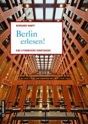 Berlin erlesen! (eBook, PDF)