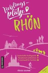 Lieblingsplätze Rhön (eBook, ePUB)