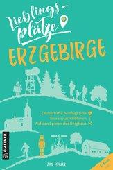 Lieblingsplätze Erzgebirge (eBook, ePUB)