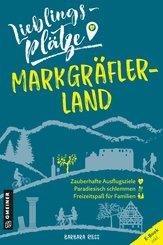 Lieblingsplätze Markgräflerland (eBook, PDF)