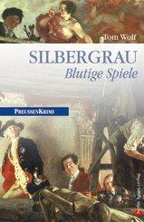 Silbergrau - Blutige Spiele (eBook, ePUB)
