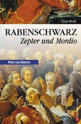 Rabenschwarz - Zepter und Mordio (eBook, ePUB)