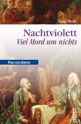 Nachtviolett - Viel Mord um nichts (eBook, ePUB)