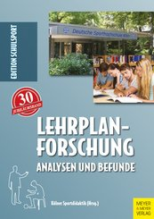 Lehrplanforschung (eBook, PDF)