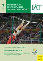Olympiaanalyse Rio 2016 (eBook, PDF)