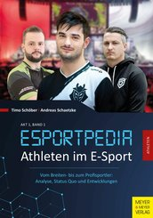 Athleten im E-Sport (eBook, ePUB)