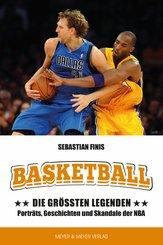 Basketball: Die größten Legenden (eBook, ePUB)