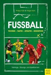 Fußball: Technik - Taktik - Athletik - Kognition (eBook, ePUB)
