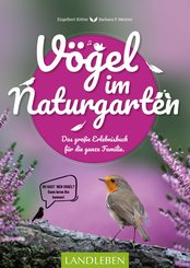 Vögel im Naturgarten (eBook, ePUB)