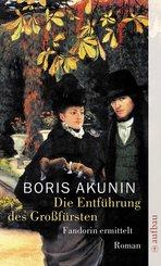 Die Entführung des Großfürsten (eBook, ePUB)