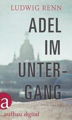 Adel im Untergang (eBook, ePUB)