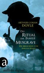 Das Ritual der Familia Musgrave (eBook, ePUB)