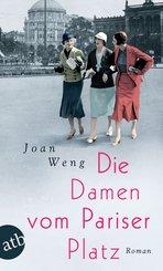 Die Damen vom Pariser Platz (eBook, ePUB)