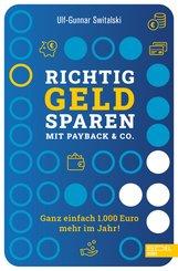 Richtig Geld sparen mit Payback & Co. (eBook, ePUB)