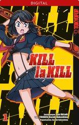 Kill la Kill 01 (eBook, PDF)