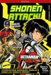 Shonen Attack Magazin #3 (eBook, PDF)