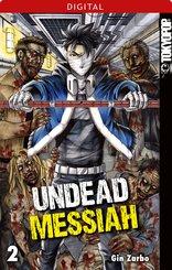 Undead Messiah 02 (eBook, PDF)