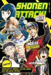 Shonen Attack Magazin #5 (eBook, PDF)