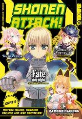 Shonen Attack Magazin #6 (eBook, PDF)