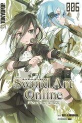 Sword Art Online - Light Novel 06 (eBook, ePUB)
