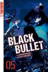 Black Bullet - Light Novel, Band 5 (eBook, ePUB)