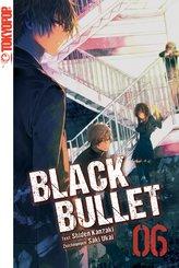 Black Bullet - Light Novel, Band 6 (eBook, ePUB)