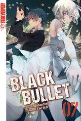 Black Bullet - Light Novel, Band 7 (eBook, ePUB)