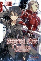 Sword Art Online - Light Novel 08 (eBook, ePUB)